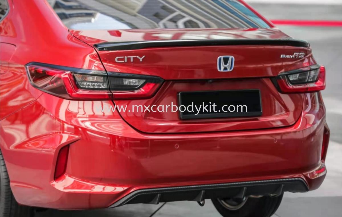 HONDA CITY 2020 RS SPOILER  CITY 2020 HONDA Johor, Malaysia, Johor Bahru (JB), Masai. Supplier, Suppliers, Supply, Supplies | MX Car Body Kit