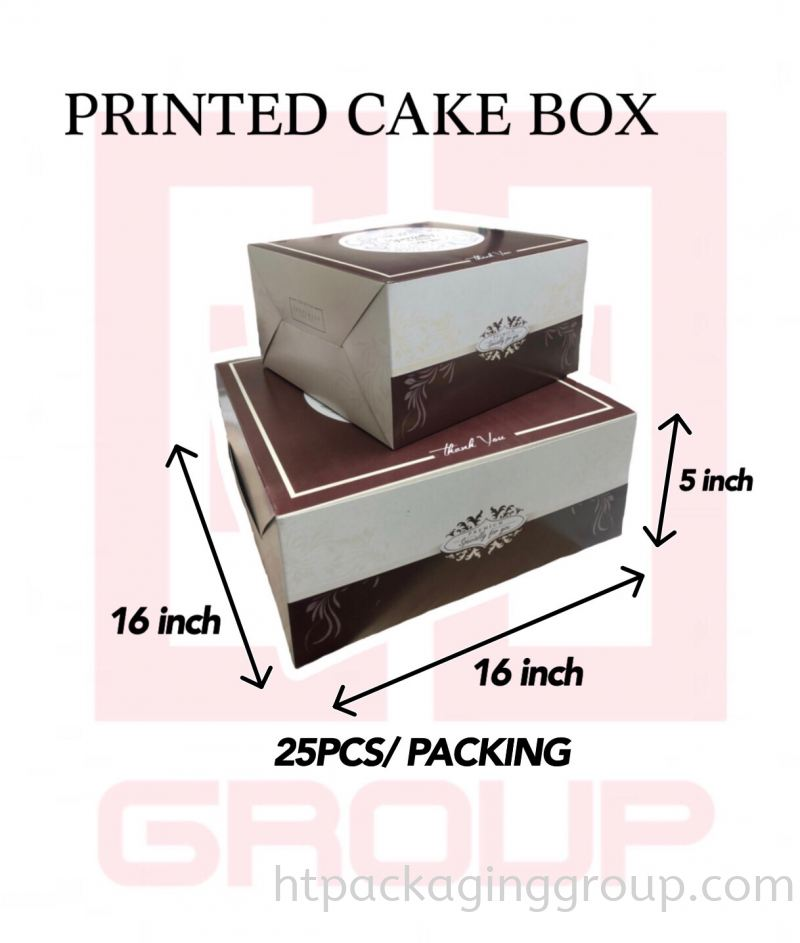 16inch X 16inch X 5inch£¨25PCS/PACKING£©