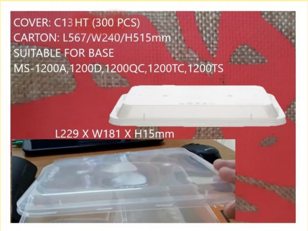 C13HT COVER ONLY 300 PCS