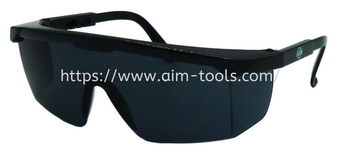 AIM SAFETY EYEWEAR AIS-SE-146BS