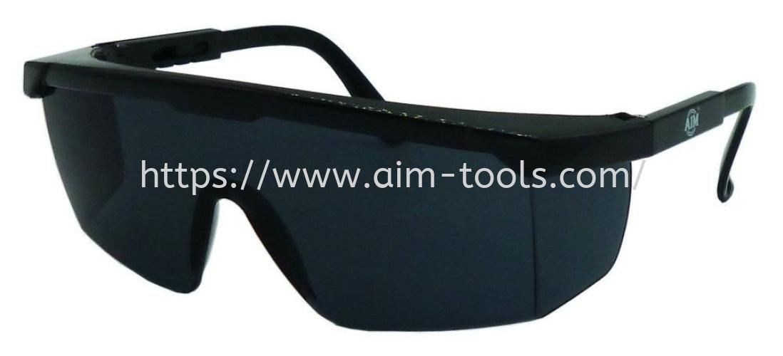 AIM SAFETY EYEWEAR AIS-SE-146BS