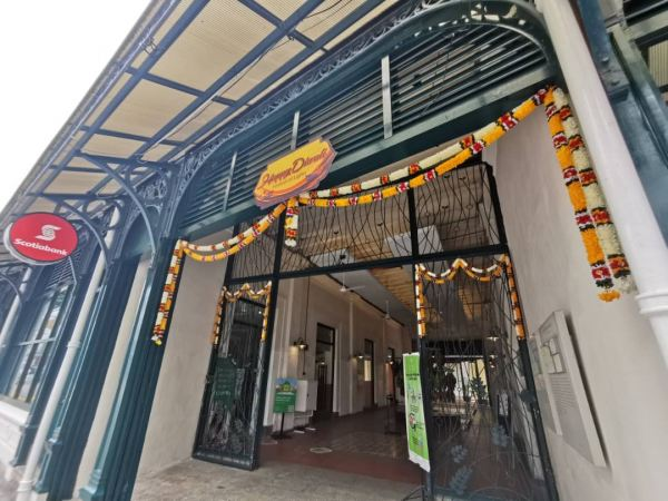 The Whiteaways Arcade Decoration A&A Outcircle Penang, George Town, Malaysia Supplier, Service, Supply, Supplies | FOOLIN ADVERTISING SDN BHD