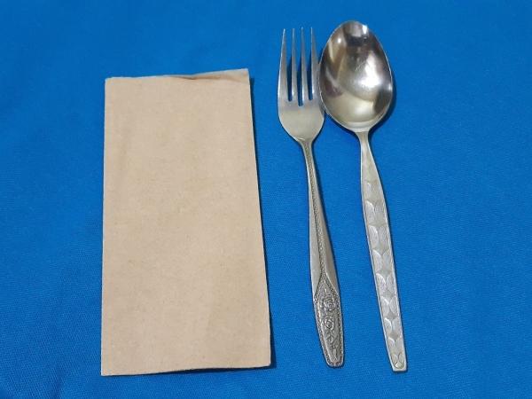 2 Ply Luncheon Brown M.o.q (3,000 pcs)