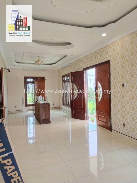 Shah Alam  Wallpaper Selangor, Malaysia, Kuala Lumpur (KL), Puchong, Shah Alam Supplier, Suppliers, Supply, Supplies | Zen Home Decor