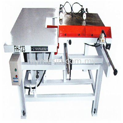Horizontal Spindle with Sliding Machine FH-123