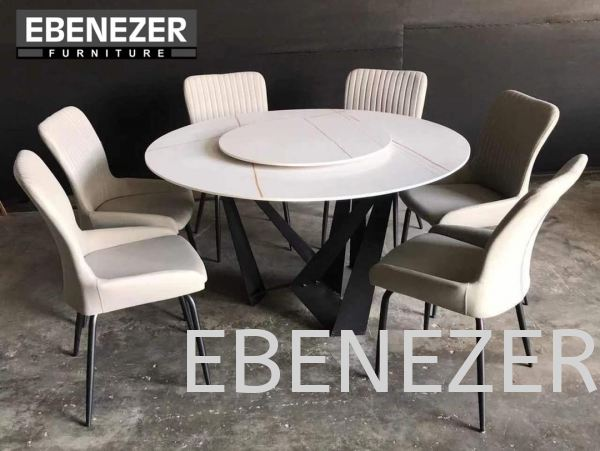 Ceramic Dining Set Dinning Set Penang, Malaysia, Butterworth Manufacturer, Supplier, Supply, Supplies | Ebenezer Furniture