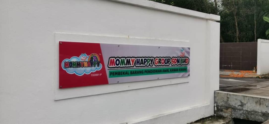 3d Led Boxup At Selangor