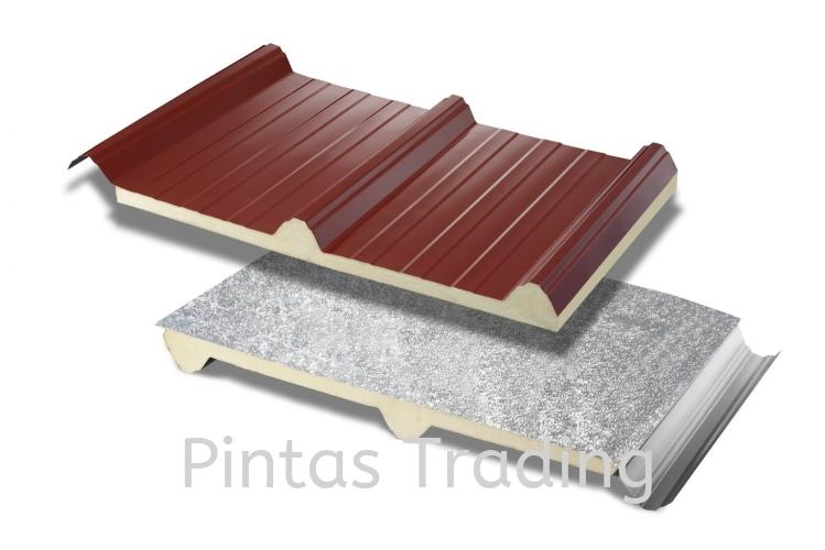 Ledex Premium Hi-Rib 40 PU Foam Roofing