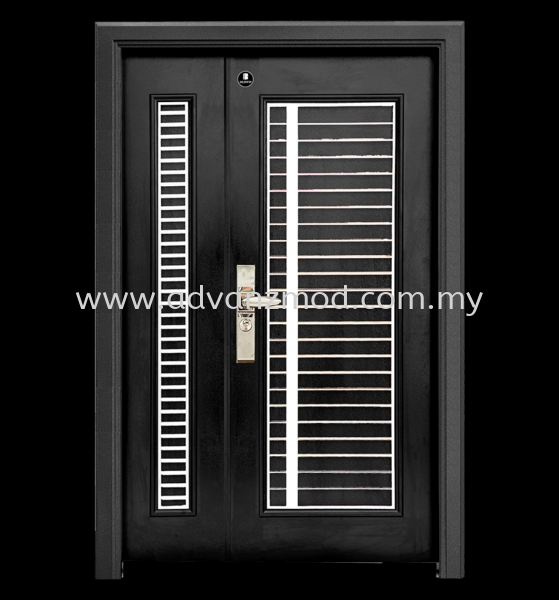 5ft x 7.5ft Local Stainless Steel Grille Security Door 304 Stainless Steel Selangor, Malaysia, Kuala Lumpur (KL), Puchong Supplier, Supply, Supplies, Retailer   Advanz Mod Trading