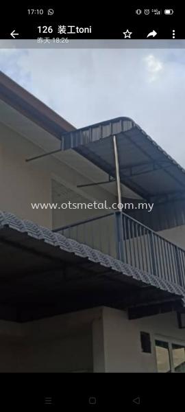 YY017 awing Johor Bahru (JB) Design, Supplier, Supply | OTS Metal Works