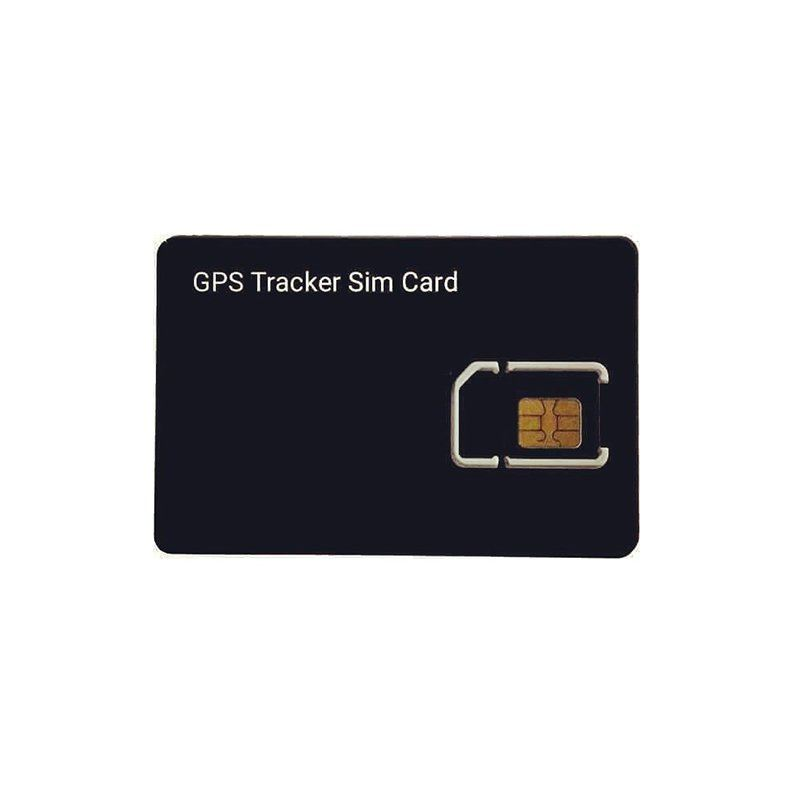 Local Sim Card (Sim Card Special for All GPS Trackers)