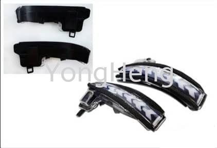 Side Mirror Sequential LED [YH559-C] Others Johor Bahru JB Malaysia Supplier, Wholesaler | Yong Heng Auto Parts & Styling