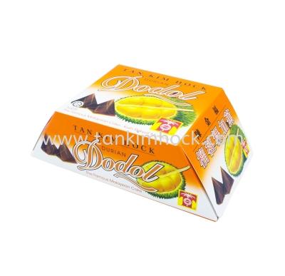 Tan Kim Hock Durian Dodol 陈金福榴莲粿加蕉(180g)