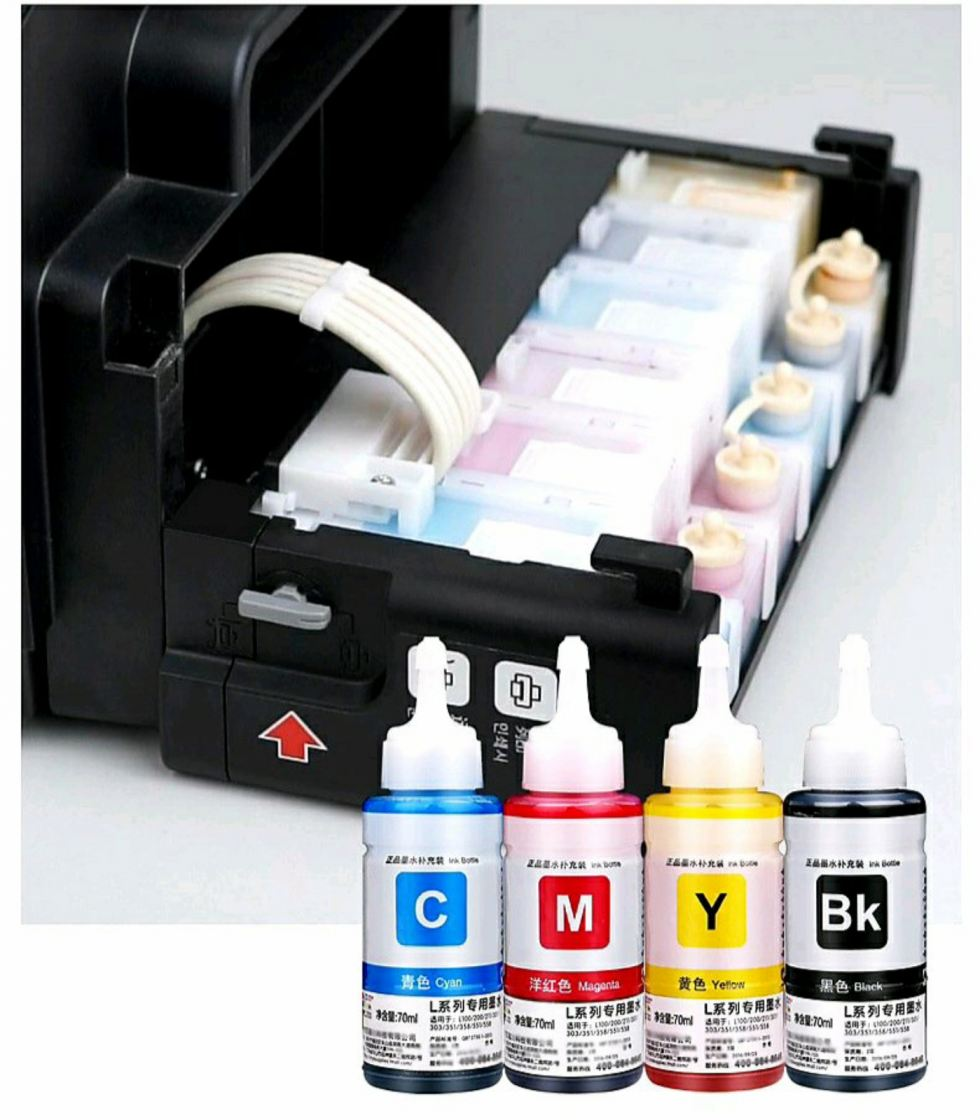 PREMIUM Ink Refill for EPSON Ink Tank System