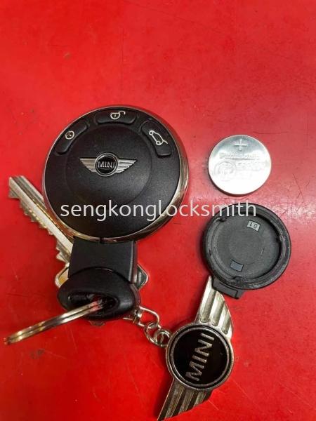 Change mini cooper car battery Change car Battery Selangor, Malaysia, Kuala Lumpur (KL), Puchong Supplier, Suppliers, Supply, Supplies | Seng Kong Locksmith Enterprise