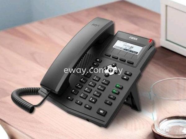 Fanvil Cloud IP Phone IP Phone Seri Kembangan, Selangor, Kuala Lumpur, KL, Malaysia. Supply, Supplier, Suppliers | e Way Solutions Enterprise