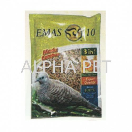 Emas 10 3in1 Honey Mixed Seeds (3122MC)