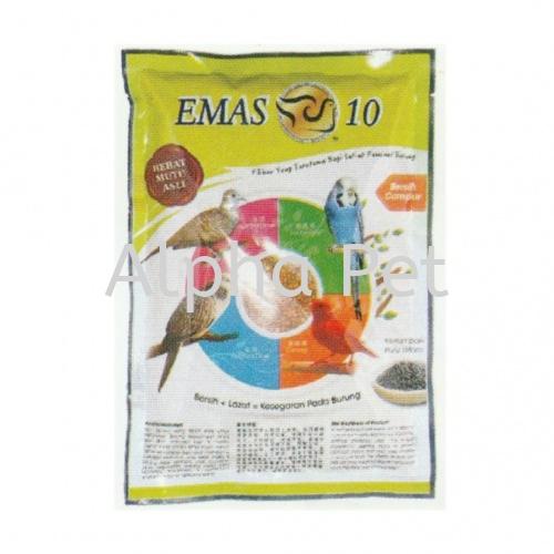 Emas 10 Clean Big Red  Seeds (3307BMB)