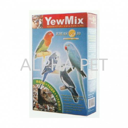 Emas 10 Yewmix Small Size Parrot (3055)