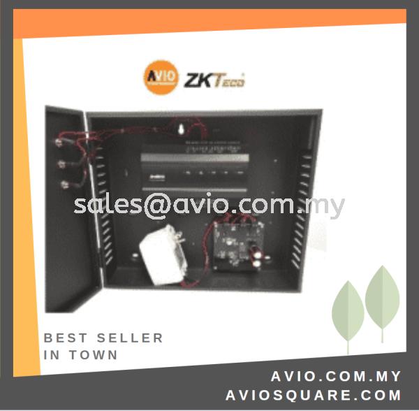 ZK Software INBIO-260 2 Door Fingerprint Access Controller with Time Attendance Door Access Accessories DOOR ACCESS Johor Bahru (JB), Kempas Supplier, Suppliers, Supply, Supplies | Avio Digital