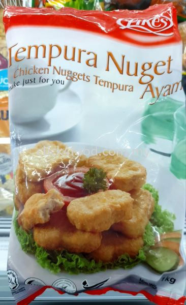 LIKES Tempura Chicken Nugget Sausage & Nugget Selangor, Malaysia, Kuala Lumpur (KL), Batu Caves Supplier, Delivery, Supply, Supplies   GS Food Online Services