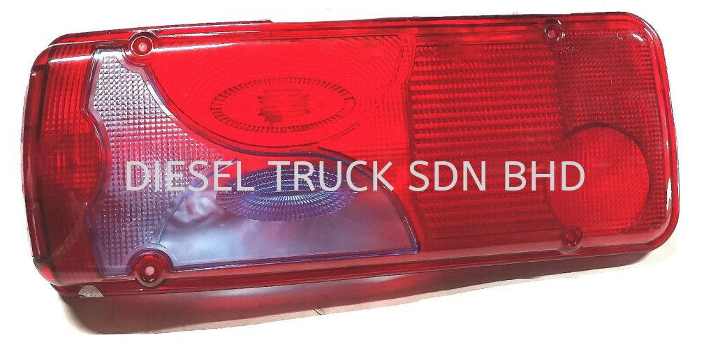 TAIL LAMP COVER LH (R SERIES) 1784669