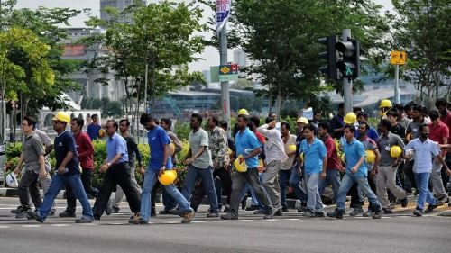 MOM to pilot onboarding centres for newly arrived migrant workers