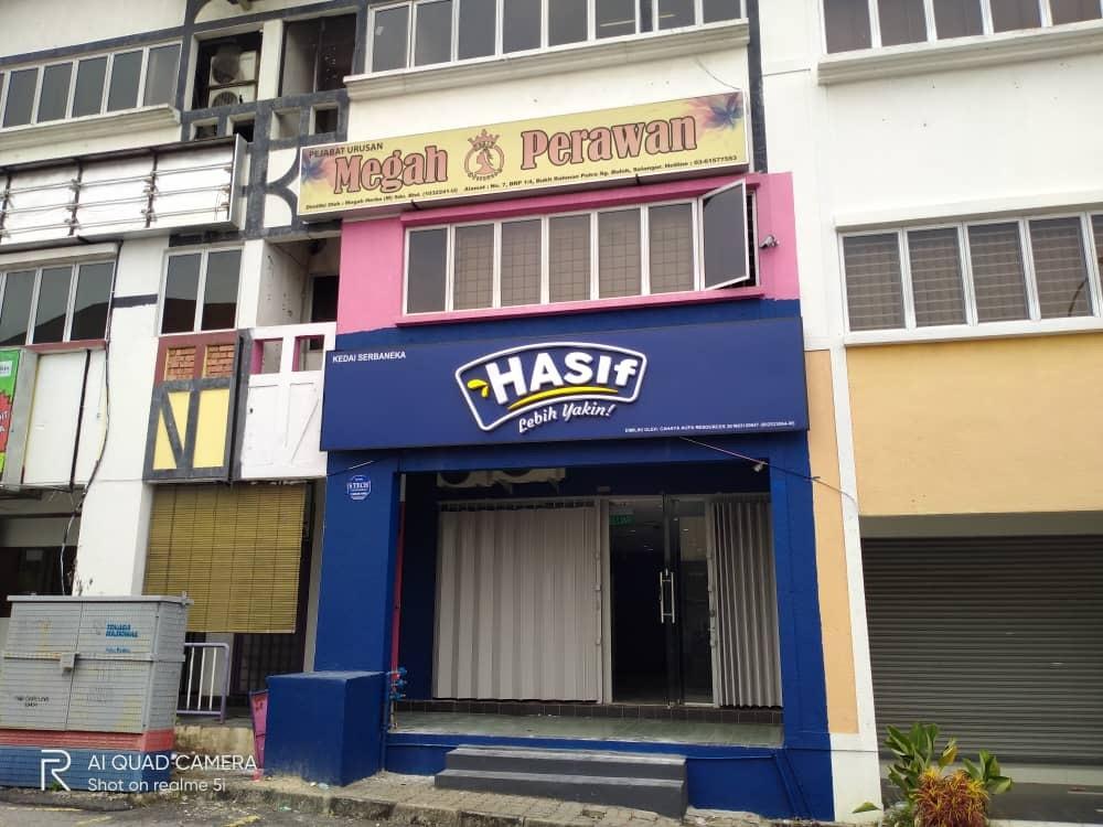 3d Led Signboard At Kl Selangor