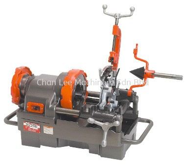 "MCC 3"" Threading Machine MCC 800 MCC 3"" Threading Machine  Model : MCC 800 MCC 800 Threading Machine Selangor, Malaysia, Kuala Lumpur (KL), Klang Supplier, Suppliers, Supply, Supplies 