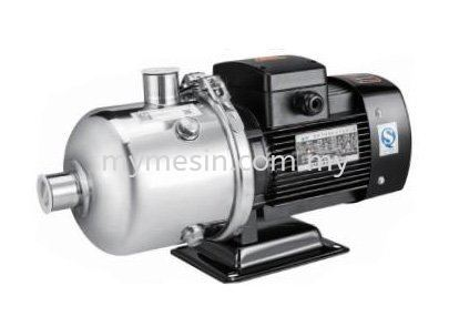 Shimge BWT Horizontal Multi-Stage Centrifugal Pump (IE2 Motor) Fully Stainless Steel  SUS304