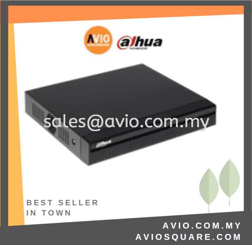 Dahua NVR4108HS-4KS2 8ch Channel CCTV Network Video Recorder NVR