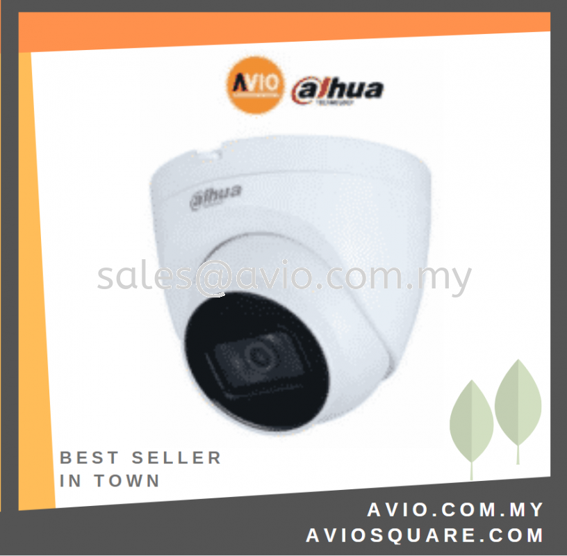 Dahua HDW2831T-AS-S2 8MP WDR IR Eyeball Network Camera