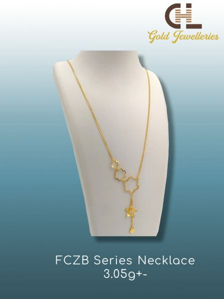 FCZB - SERIES NECKLACE Necklaces Malaysia, Penang Manufacturer, Supplier, Supply, Supplies   CHL Innovation Industries Sdn Bhd