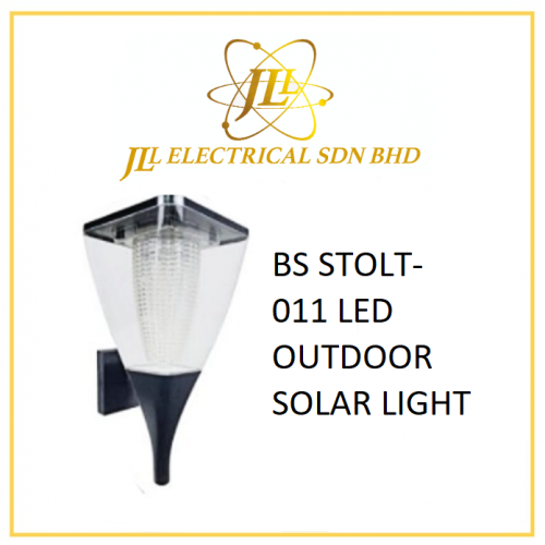 BS STOLT- 011 LED OUTDOOR SOLAR LIGHT