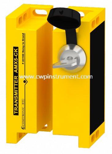 AMX5CK AMX5CK - Safety Switch with person management in hazardous area Safety Switch Stand Alone Safety Switch & Safety Sensor Johor Bahru (JB), Malaysia Supplier, Wholesaler, Supply, Supplies | CW Process Instrumentation Store