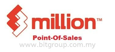 Million Point Of Sales USB Dongle Million Accouting  Software Melaka, Malaysia, Batu Berendam Supplier, Suppliers, Supply, Supplies | BRIGHT IT SALES & SERVICES