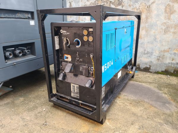 Used Welding Machine 500Amp Used Equipment for Sales Johor Bahru (JB), Malaysia, Masai Rental, Supplier | Megah Machinery