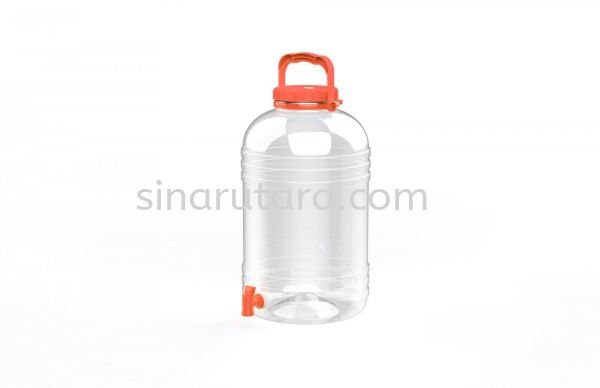 DT626V 15L PET ROUND BOTTLE WITH NOZZLE Pet Bottle Duytan Plastic Duytan  Kedah, Malaysia, Lunas Supplier, Suppliers, Supply, Supplies | TH Sinar Utara Trading