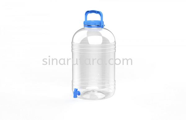 DT627V 20L PET ROUND BOTTLE WITH NOZZLE Pet Bottle Duytan Plastic Duytan  Kedah, Malaysia, Lunas Supplier, Suppliers, Supply, Supplies   TH Sinar Utara Trading