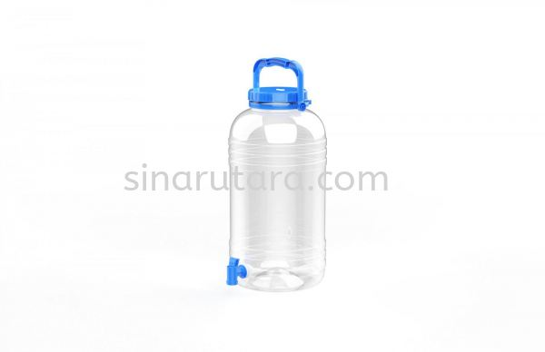 DT625V 10L PET ROUND BOTTLE WITH NOZZLE  Pet Bottle Duytan Plastic Duytan  Kedah, Malaysia, Lunas Supplier, Suppliers, Supply, Supplies | TH Sinar Utara Trading