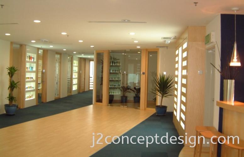 Office Design Putrajaya - Tetra Ack