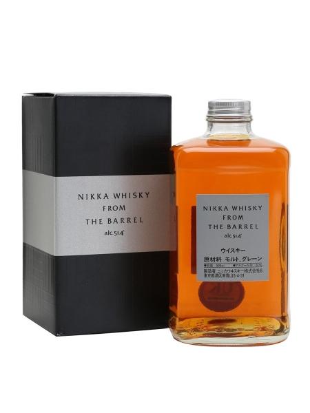 Nikka From the Barrel Blended Scotch Whisky Malaysia, Selangor, Kuala Lumpur (KL), Klang Supplier, Wholesaler, Supply, Supplies   Infinite Wines & Spirits Sdn Bhd