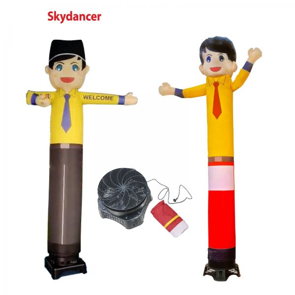 Inflatable Puppet Air Sky Dancer (preorder) Inflatable Puppet Display Selangor, Malaysia, Kuala Lumpur (KL), Subang Jaya Supplier, Suppliers, Supply, Supplies | A Top Station Enterprise (M) Sdn Bhd
