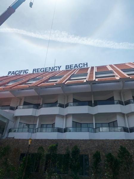 Pacific Regency Beach Hotel Pacific Regency Beach Hotel Seremban, Nilai, Malaysia, Negeri Sembilan Manufacturer, Supplier, Supply, Supplies | A Class Neon Sign Sdn Bhd