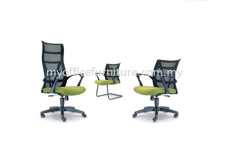 MY-267 OFFICE MESH CHAIR (RM 310.00/UNIT)