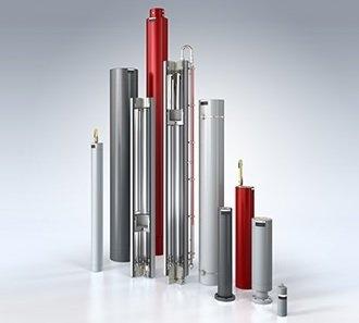 Piston Accumulator Accumulator Hydraulic Johor Bahru (JB), Malaysia, Singapore Supplier, Suppliers, Supply, Supplies | Hypor Hydraulics