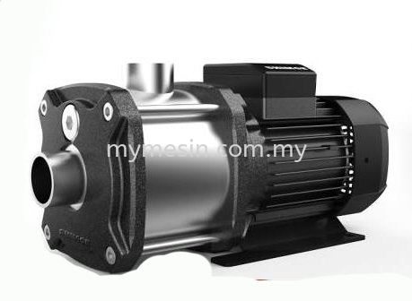 Shimge BWI Series Horizontal Multi Stage Centrifugal Pump Stainless Steel (SUS403) (With PC)
