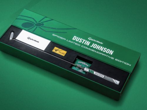 DUSTIN JOHNSON��S LIMITED-EDITION 2020 MASTERS SPIDER - PM 0193594530 to BUY