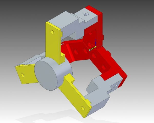 Chuck Assembly Reverse Engineering Design  Engineering Solutions Selangor, Malaysia, Kuala Lumpur (KL), Klang Supplier, Suppliers, Supply, Supplies | Tay Tool Engineering Works Sdn Bhd