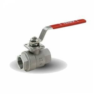 TENAX WP STAINLESS STEEL BALL VALVE WITH ISO PLATE FOR ACTUATORS  STAINLESS STEEL BALL VALVE ENOLGAS BONOMI VALVE & ACTUATOR GAS PRODUCT Selangor, Malaysia, Kuala Lumpur (KL), Puchong Supplier, Supply, Supplies, Services   LSA Energy Resources Sdn Bhd